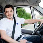 Salaire et formation d'un ambulancier