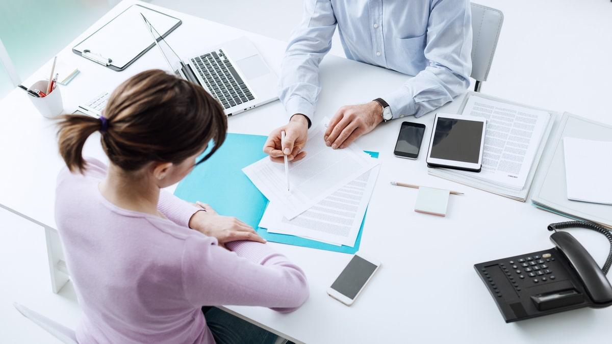 Défauts pour entretien d'embaucheDéfauts pour entretien d'embauche