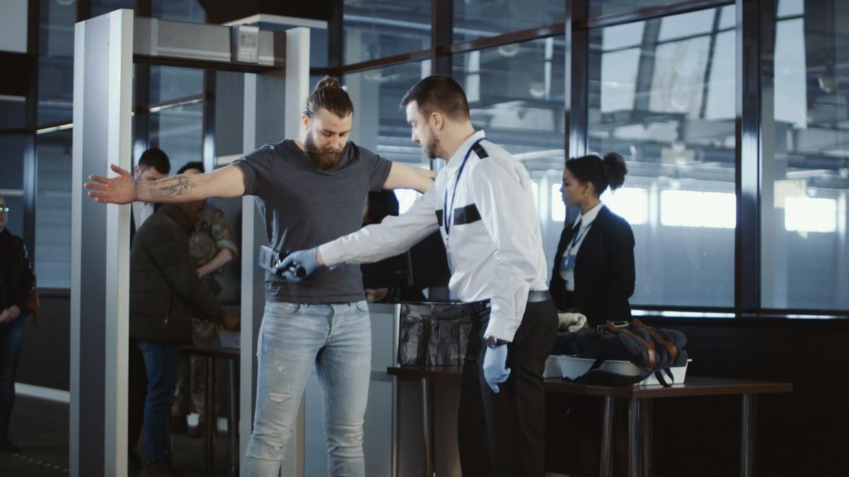 métier aéroport
