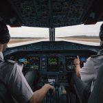 Aéronautique: le salaire d'un pilote d'avion de ligne