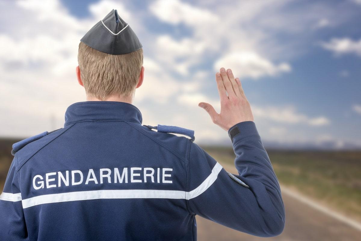Salaire gendarme