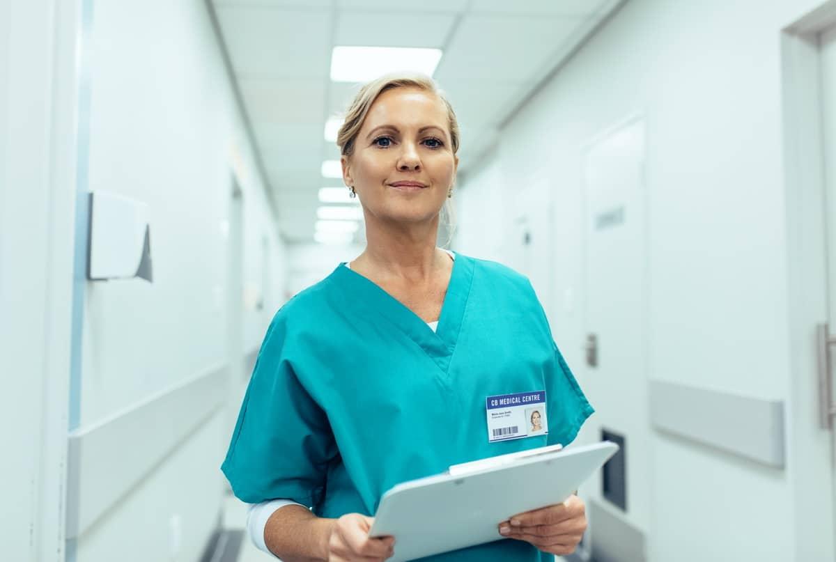 Quel est le salaire d'une infirmière